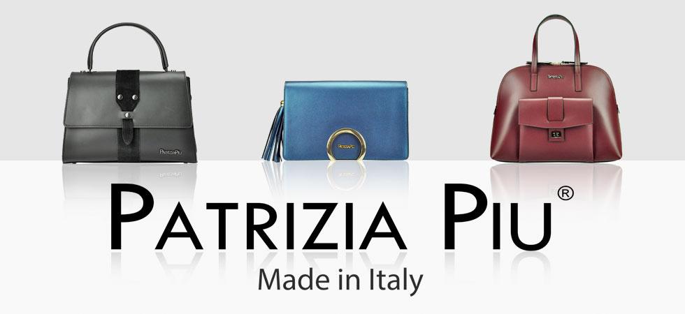 34d46f4390049 ... Patrizia Piu Made in Italy - torebki ze skóry naturalnej - Sklep  internetowy Gregorio.com ...