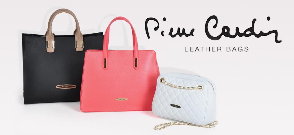 7205c70124159 ... Pierre Cardin - Leather Bags - Sklep internetowy Gregorio.com.pl ...