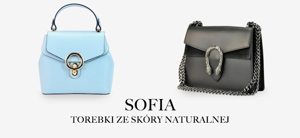fb6d6a141d17e ... Sofia - Torebki Made in Italy ze skóry naturalnej - Sklep internetowy  Gregorio.com.