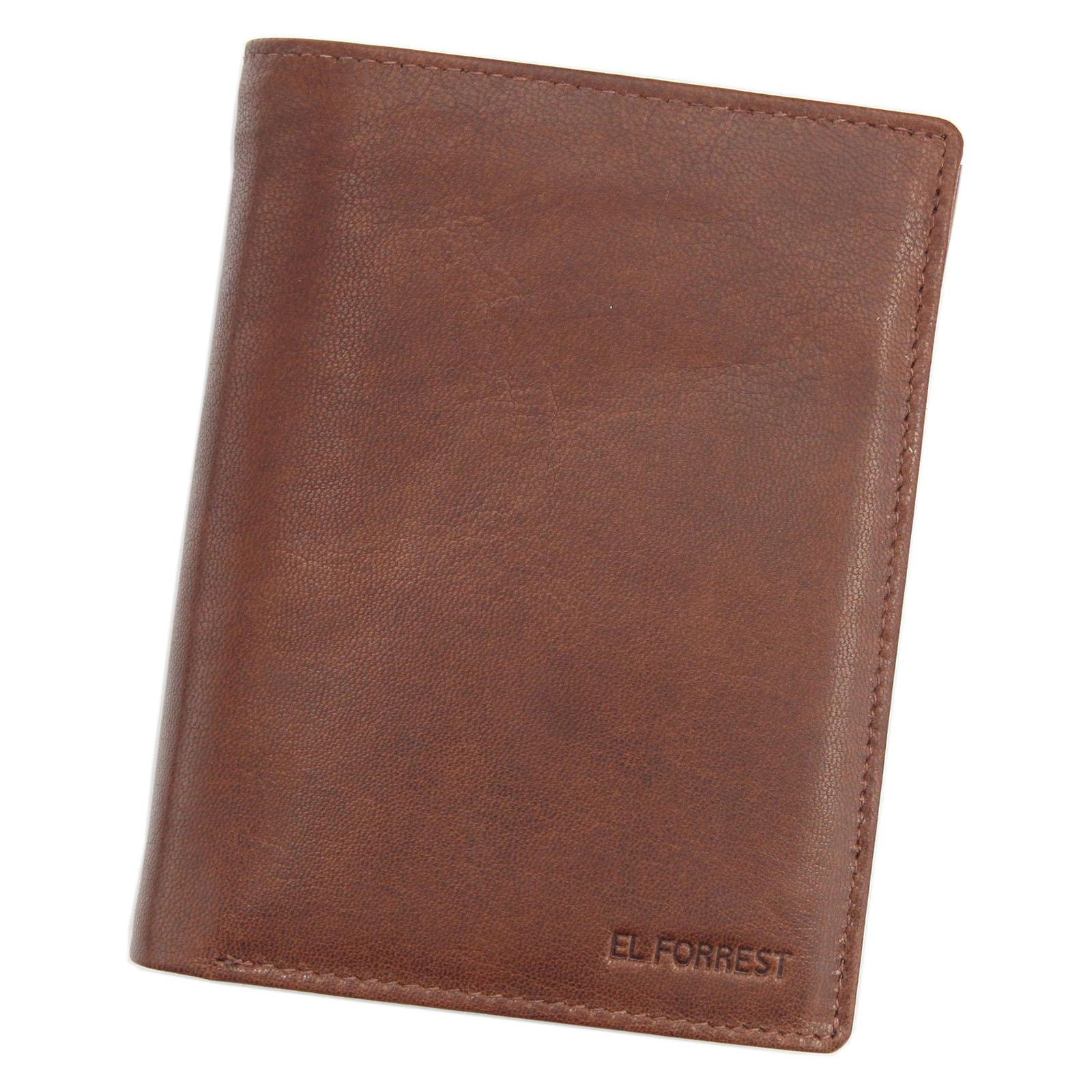 Kožená pánska peňaženka EL FORREST G-11-26