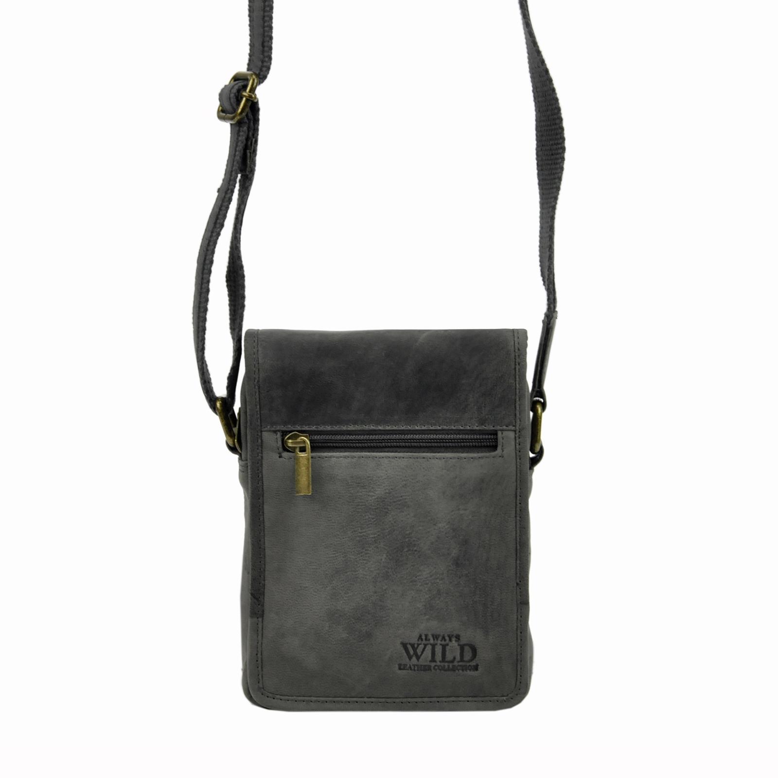 Pánska kožená taška Always Wild 504-TGH