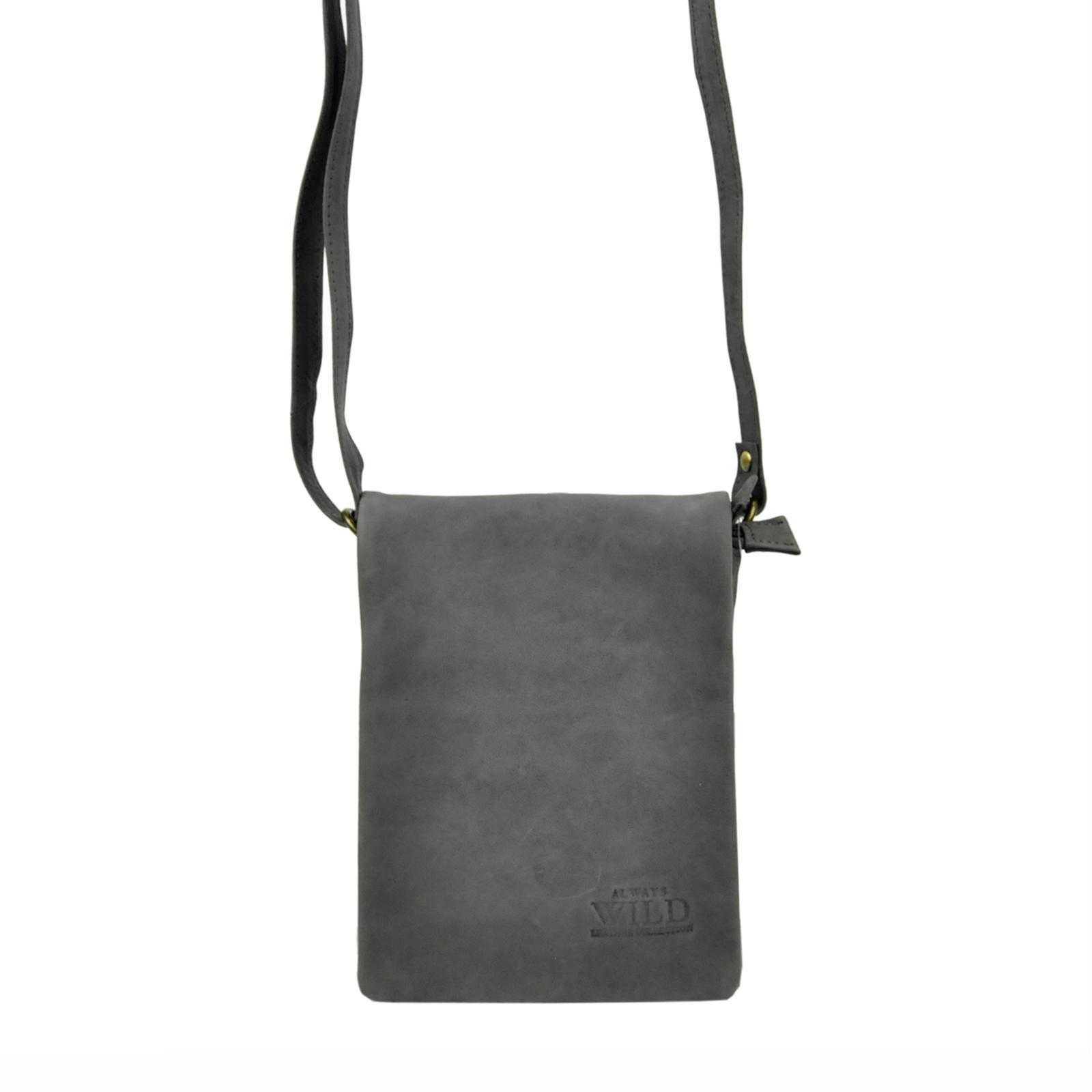 Kožená pánska taška Always Wild 011-TGH