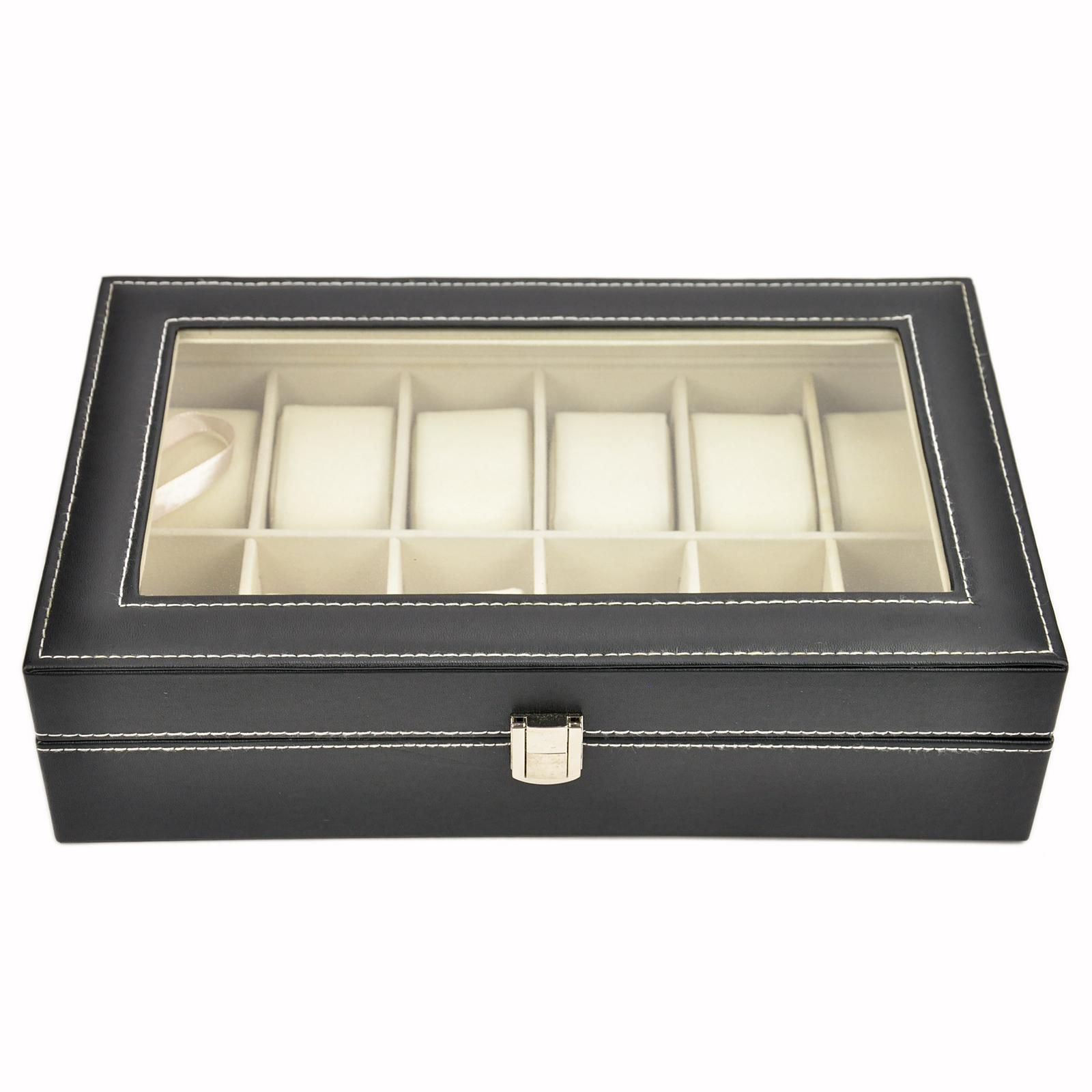 Kožený box na hodinky Gregorio Watch-Box-12