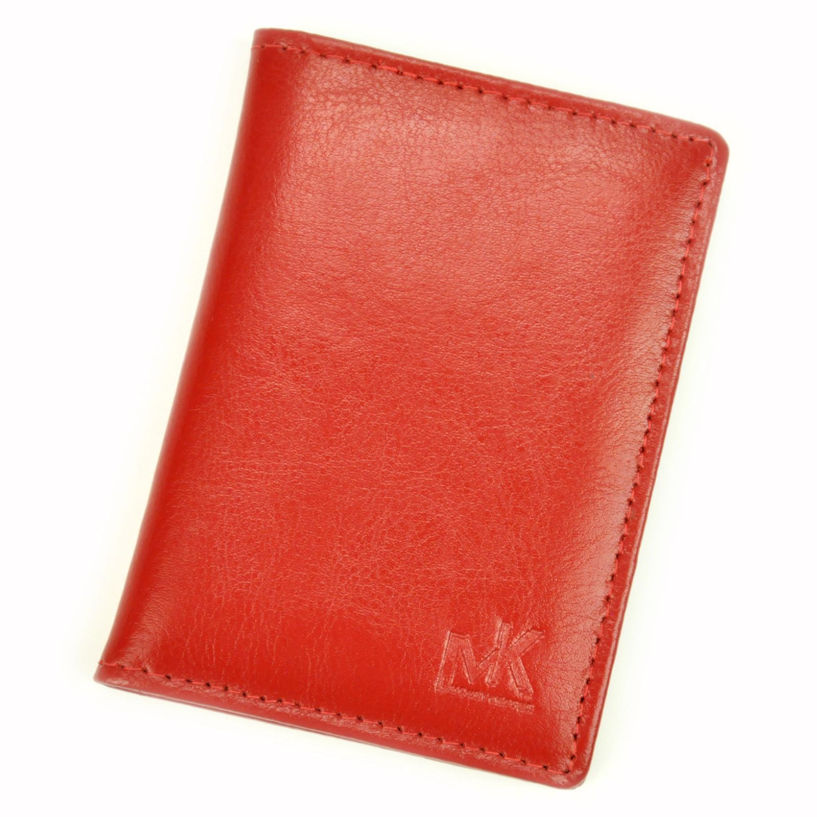 Kožené puzdro na doklady Money Kepper R7002
