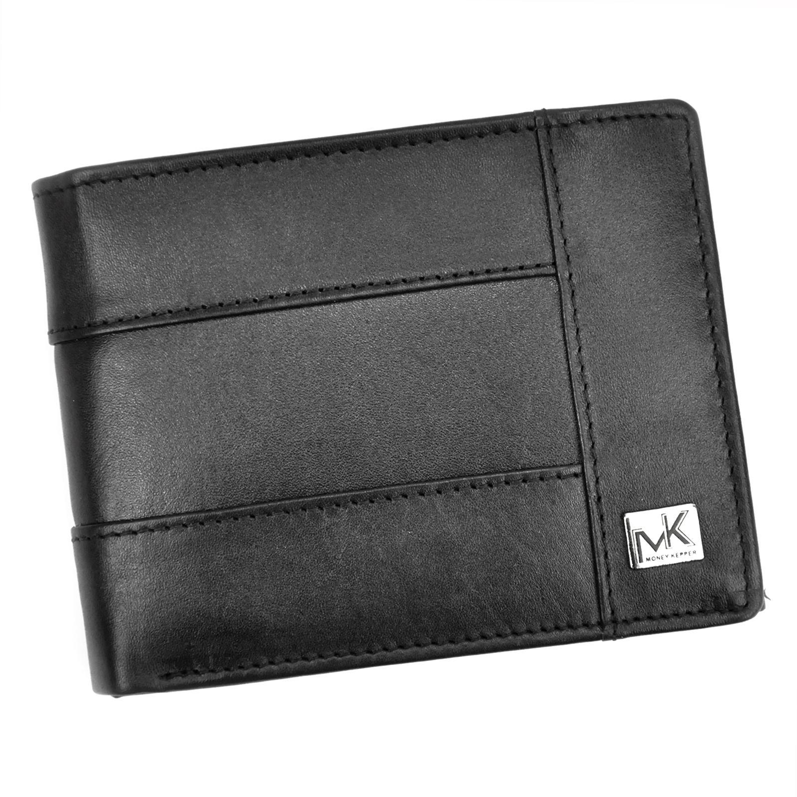 Pánska kožená peňaženka Money Kepper