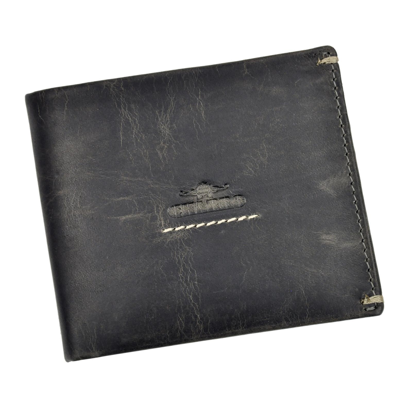Pánska kožená peňaženka Charro