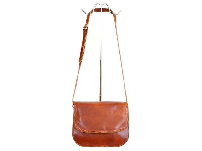 Kožená dámska kabelka I Fratelli 5513