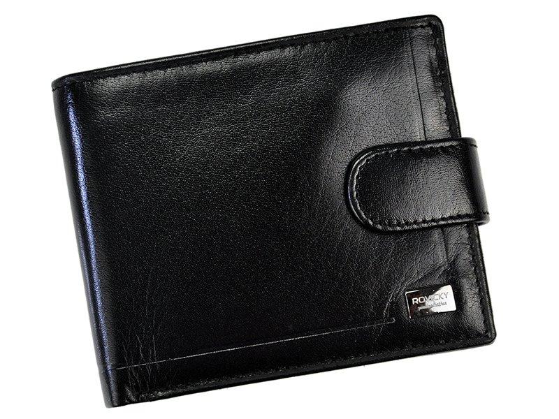 Kožená pánska peňaženka Rovicky.