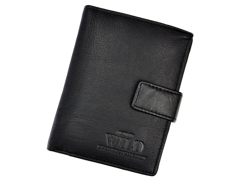 Kožená pánska peňaženka Wild N4L-CCF