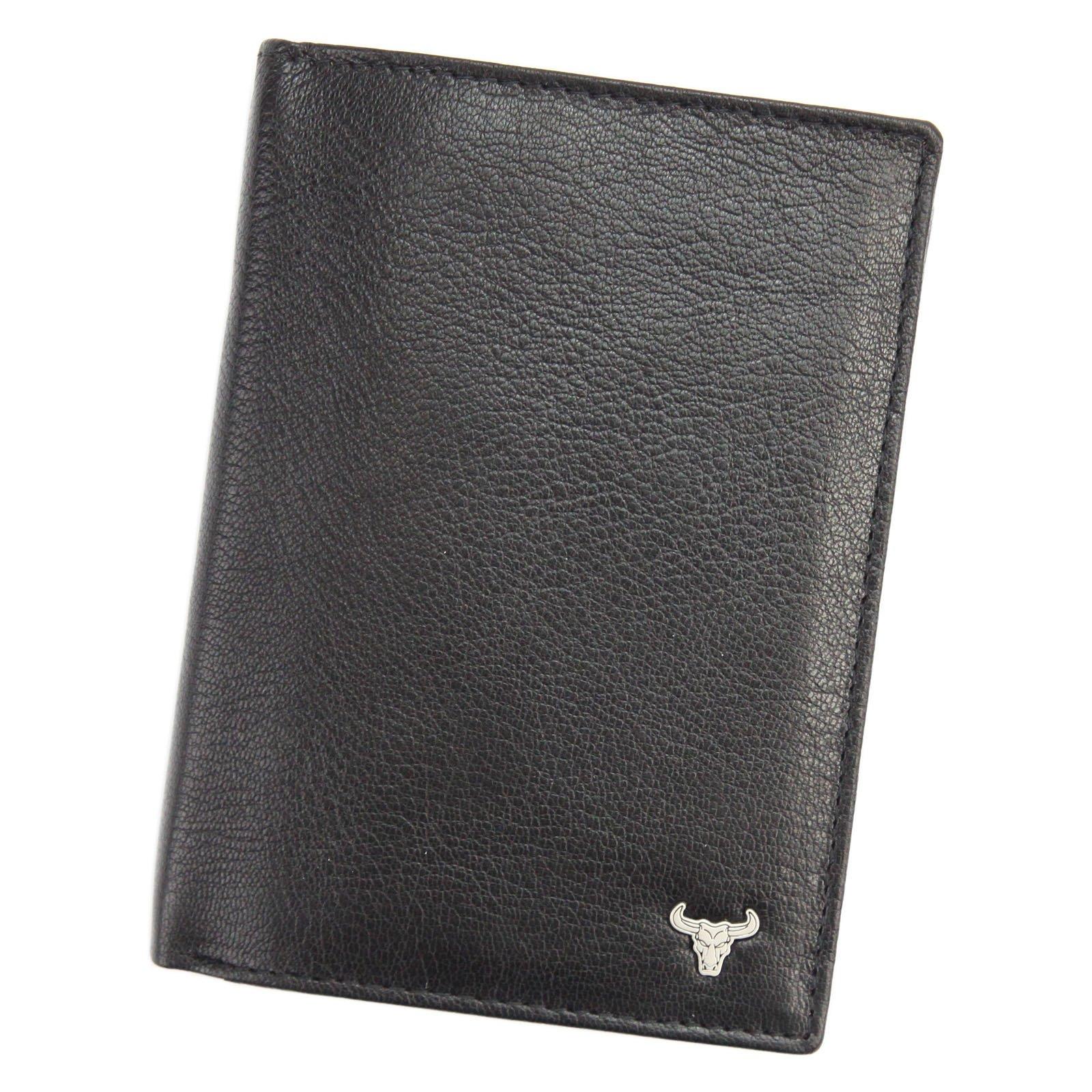 Pánska kožená peňaženka Wild N104-BW