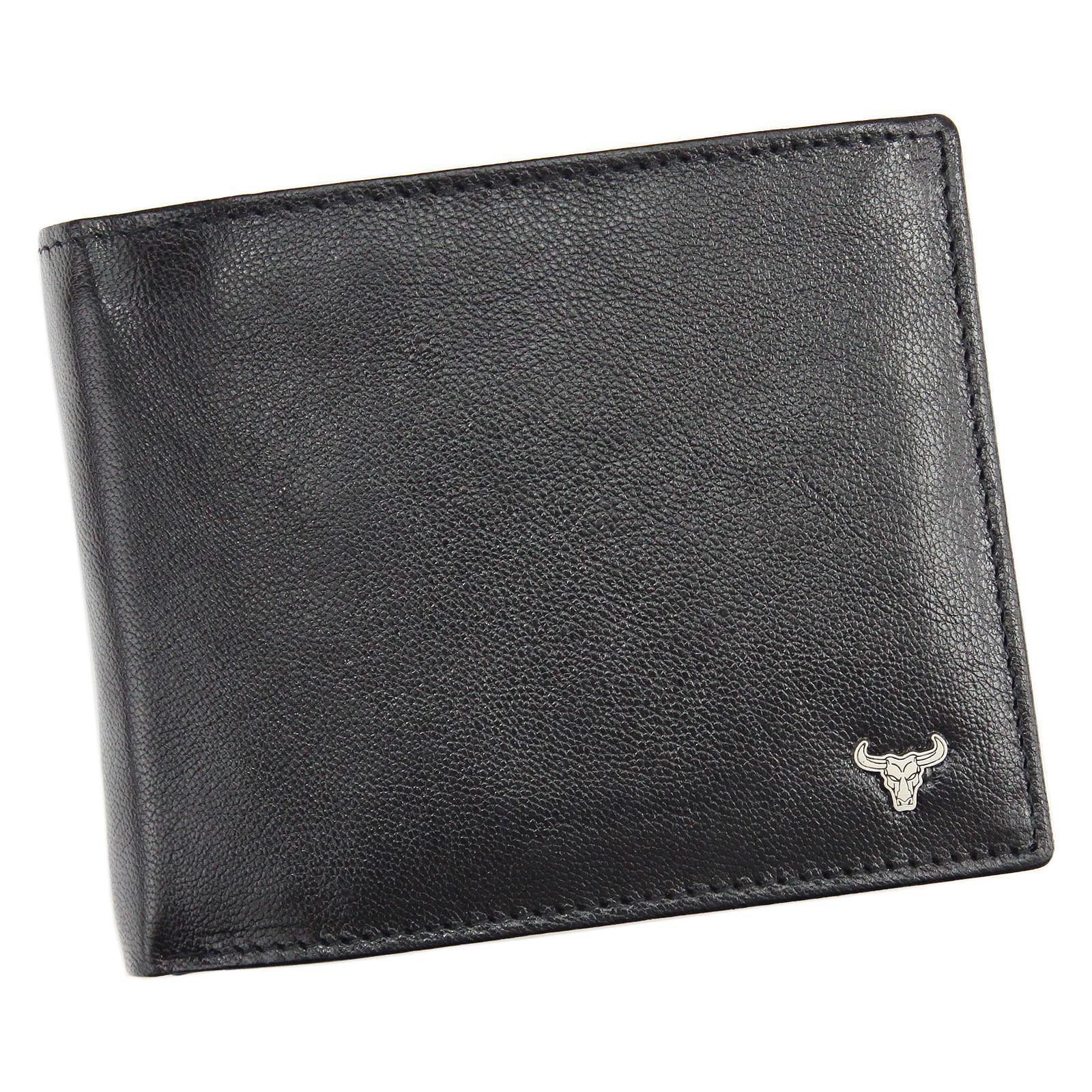 Hnedá pánska peňaženka Wild N105-BW