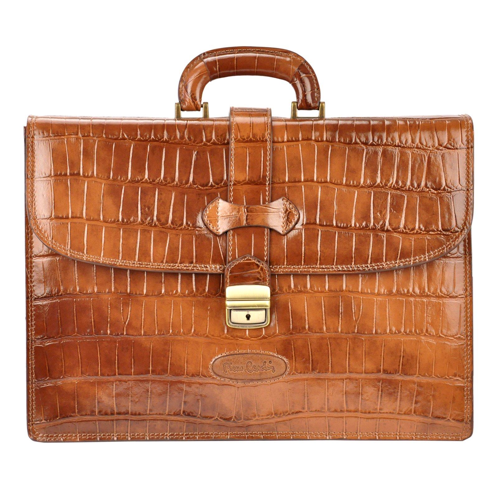 Luxusná aktovka Pierre Cardin 1015 RM02 COCCO