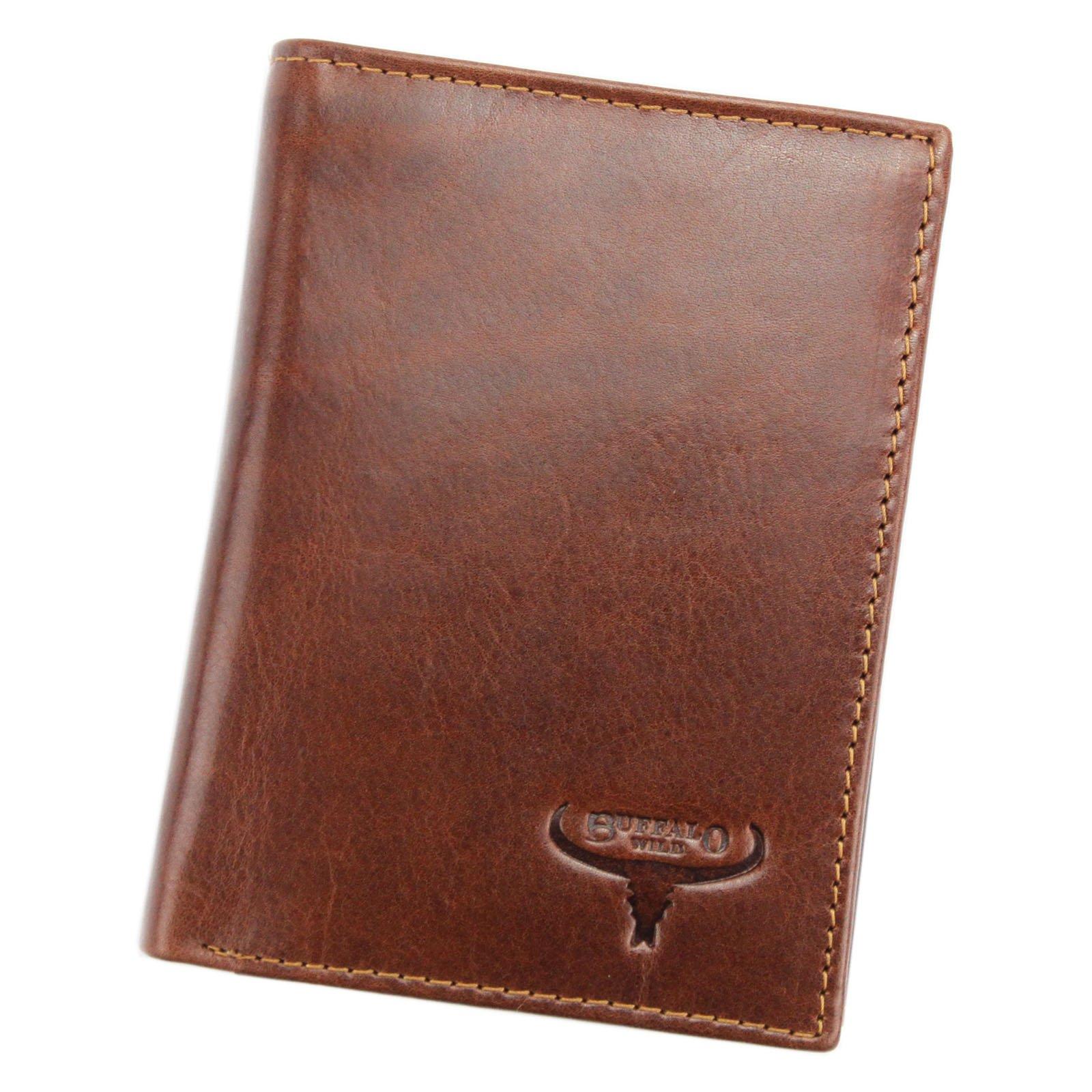 Pánska kožená peňaženka Wild N4-VTU