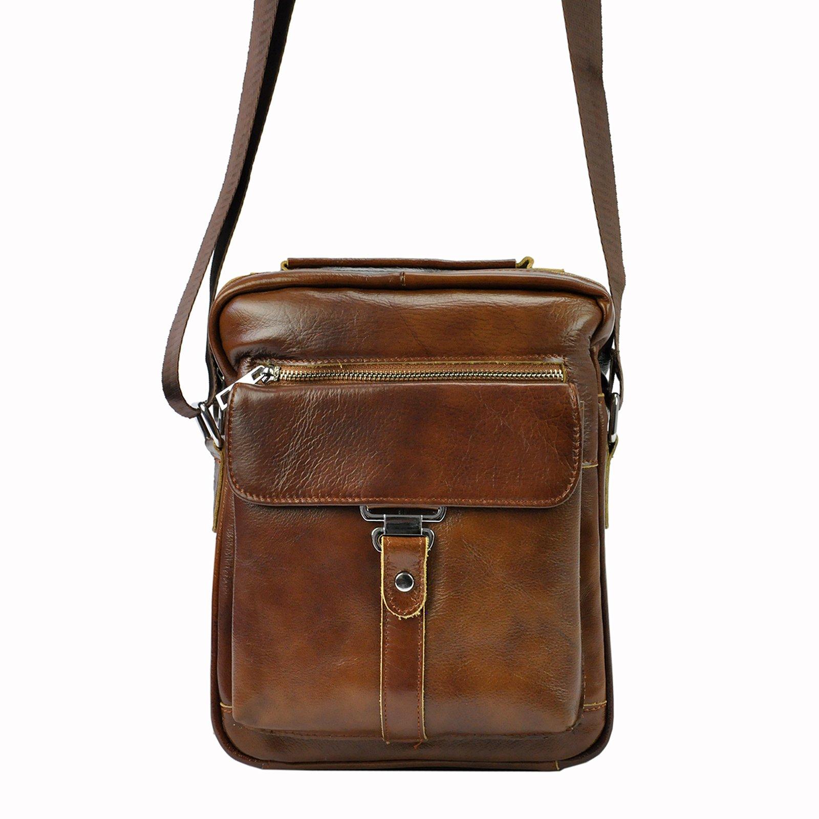 Pánska kožená taška Giorgio BSV 1141