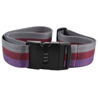 Gregorio Luggage Strap with Lock